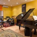 Espai Jazz. Escola de Jazz a Salt, Girona.
