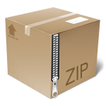 packageicon-zip